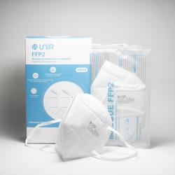 FFP2 Blanc (1 boîte de 10 pcs)